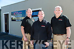 Kilflynn Kitchens - l-r Brian O'Loughlin,  John O'Mahony and Tony O'Connor