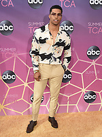 05 August 2019 - West Hollywood, California - Rome Flynn. ABC's TCA Summer Press Tour Carpet Event held at Soho House.   <br /> CAP/ADM/BB<br /> ©BB/ADM/Capital Pictures