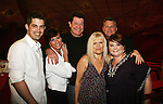 As The World Turns' Evan Alex Cole, Colleen Zenk Pinter, GL Michael O'Leary and Robert Newman and One Life To Live's Ilene Kristen and Kathy Brier all perform during We Love Soaps Weekend on  May 21 and May 22 2010 at Villa Roma Resort in Callicoon, New York. (Photo by Sue Coflin/Max Photos)
