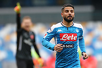 Lorenzo Insigne of Napoli<br /> Napoli 14-01-2020 Stadio San Paolo <br /> Football Italy Cup 2019/2020 SSC Napoli - AC Perugia<br /> Photo Cesare Purini / Insidefoto