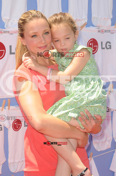 Elisabeth Rohm, Daughter at LG's Day of Good Clean Fun hosted by Christina Applegate at a private residence on June 23, 2012 in Beverly Hills, California. &copy;&nbsp;mpi35/MediaPunch Inc. NORTEPHOTO.COM<br /> **SOLO*VENTA*EN*MEXICO**<br /> **CREDITO*OBLIGATORIO** <br /> *No*Venta*A*Terceros*<br /> *No*Sale*So*third*<br /> ** No Se Permite Hacer Archivo**