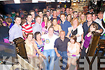 Kiernan McCarthy(centre) from Abbeyfeale pictured  celebrating his 21st birthday party with family and friends last Saturday night in Murphy's Bar, Abbeyfeale.