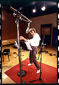 Dec 1985: DAVID BOWIE - Atlantic Recording Studios New York USA