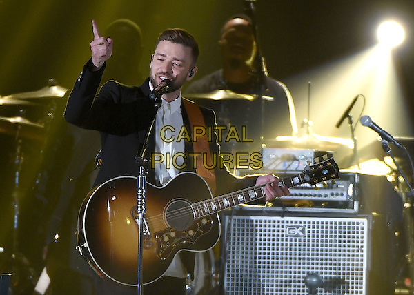 4 November 2015 - Nashville, Tennessee - Justin Timberlake. 49th CMA Awards, Country Music's Biggest Night, held at Bridgestone Arena. <br /> CAP/ADM/LF<br /> &copy;LF/ADM/Capital Pictures