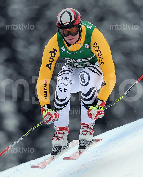 Ski Alpin  Saison 2008/2009   23.01.2009 69. Hahnenkamm Rennen,  Super G Peter Strodl (GER)