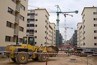 Milano cantieri e nuovi quartieri