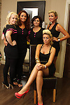 Proprietors Jeanette Bisset and Linda Boylan and junior stylist Danielle Smith with Lynn Keeley and Carol O'Brien at the opening of Fabulous Salon...Photo NEWSFILE/Jenny Matthews.(Photo credit should read Jenny Matthews/NEWSFILE)....This Picture has been sent you under the condtions enclosed by:.Newsfile Ltd..The Studio,.Millmount Abbey,.Drogheda,.Co Meath..Ireland..Tel: +353(0)41-9871240.Fax: +353(0)41-9871260.GSM: +353(0)86-2500958.email: pictures@newsfile.ie.www.newsfile.ie.FTP: 193.120.102.198.