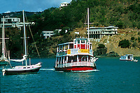 Series of images from St Thomas between 1975 -1977,USA.