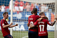 Ruben Garc&iacute;a (midfield; CA Osasuna) during the Spanish <br /> la League soccer match between CA Osasuna and Almeria at Sadar stadium, in Pamplona, Spain, on Saturday, <br /> September 8, 2018.