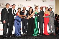 Scandal Cast<br /> at the 45th NAACP Image Awards Press Room , Pasadena Civic Auditorium, Pasadena, CA 02-22-14<br /> David Edwards/DailyCeleb.Com 818-249-4998