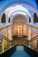 Italie, Val d'Aoste, fort de Bard, Museo delle Alpi (musée des Alpes)   // Italy, Aosta Valley, Bard Fort, Museo delle Alpi (Alps Museum)