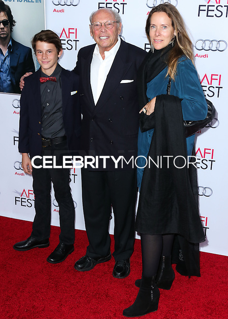HOLLYWOOD, LOS ANGELES, CA, USA - NOVEMBER 10: Irwin Winkler  arrives at the AFI FEST 2014 - 'The Gambler' Gala Screening held at the Dolby Theatre on November 10, 2014 in Hollywood, Los Angeles, California, United States. (Photo by Xavier Collin/Celebrity Monitor)
