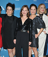 """Sophie Hyde, Holliday Grainger and Sarah Brocklehurst at the """"Animals"""" Sundance London film festival European premiere, Picturehouse Central, Corner of Shaftesbury Avenue and Great Windmill Street, London, England, UK, on Friday 31st May 2019.<br /> CAP/CAN<br /> ©CAN/Capital Pictures"""