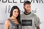 Pilar Rubio and Sergio Ramos attends to the cocktail presentation of Doble Donkey at Fox Restaurant in Madrid, Spain September 28, 2017. (ALTERPHOTOS/Borja B.Hojas)
