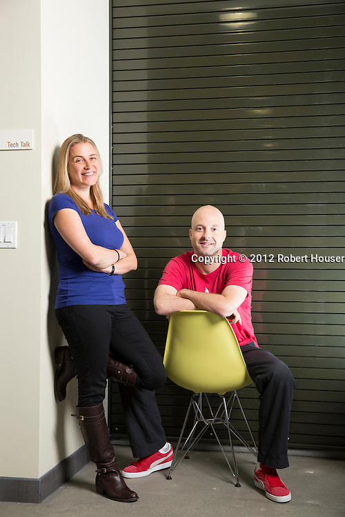 Victoria Ransom and Alain Chuard - Wildfire, a Google company