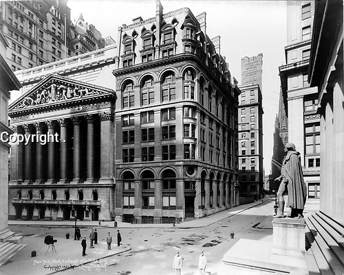 NY Stock Exchange by Underhill ca. 1921 (LOC)