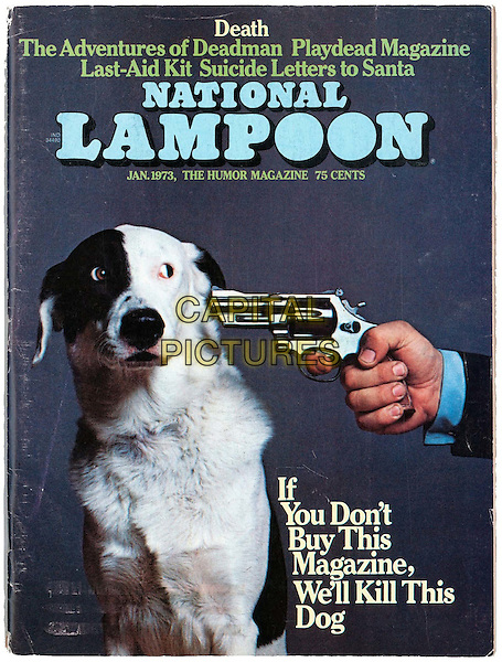 POSTER ART<br /> in Drunk Stoned Brilliant Dead: The Story of the National Lampoon (2015) <br /> *Filmstill - Editorial Use Only*<br /> CAP/NFS<br /> Image supplied by Capital Pictures