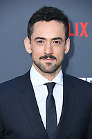 "10 June 2019 - Westwood, California - Luis Gerardo Méndez. Netflix's ""Murder Mystery"" Los Angeles Premiere held at Regency Village Theater. Photo Credit: Birdie Thompson/AdMedia"