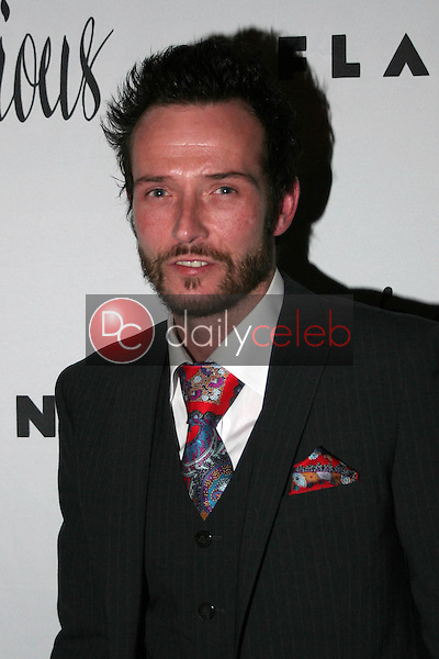 Scott Weiland<br /> at Flaunt Magazine Presents Nefarious Fine Jewelry Hosted by Velvet Revolver, Black Steel Restaurant, Hollywood, CA. 04-06-06<br /> Marty Hause/DailyCeleb.com 818-249-4998