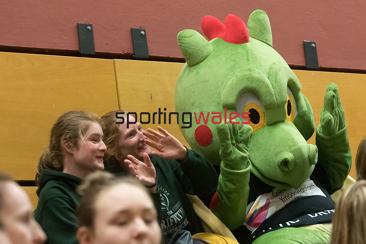 Vitality Super League<br /> Celtic Dragons v Severn Stars<br /> 17.04.17<br /> ©Steve Pope - Sportingwales