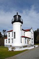 Admiralty Head Lighthouse, Washington State