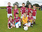 Oliver Plunketts under age players who took part in the O'Raghalligh's GAA blitz. Photo: www.pressphotos.ie