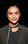 "Camila Mendes from the cast of ""Riverdale"" visits Broadway's ""Bandstand"" at the Bernard Jacobs Theate on May 19, 2017 in New York City."