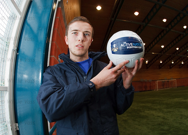 Danny Wilson promotes Rangers Scottish Cup trip to Hamilton on Sunday