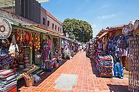 Olvera Street in Los Angeles California