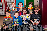 Duagh/Lyre Community Games Awards: Duagh/Lyre community games participants in U/8, U/10 & U/12 categories who were presented with their awards on Friday night last at Duagh National School. Front : Eohhan O'Regan, Cody Collins, Ashton Kelly & Joshua Quilter. Back : Liam Galvin, Fionn Doorley & Eric Sheehy.