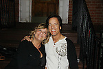 "One Life To Live and Guiding Light Kim Zimmer sings ""Desperado"", I Will Stand By You and Pride & Joy and poses with Bradley Cole at the 7th Annual Rock Show For Charity hosted by Kristen Alderson and Gina Tognoni and Bradley Cole to benefit American Red Cross - disaster relief efforts in Japan on October 8, 2011 at the SoHo Playhouse, New York City, New York. (Photo by Sue Coflin/Max Photos)"