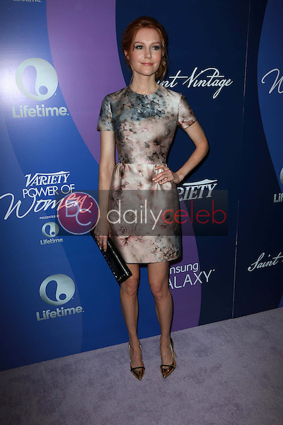 Darby Stanchfield<br /> at Varoety's 5th Annual Power of Women, Beverly Wilshire, Beverly Hills, CA 10-04-13<br /> David Edwards/Dailyceleb.com 818-249-4998