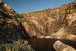 Desembocadura del Rio Xallas, en Ezaro.