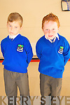 Kilocrim NS Junior Infants: Darragh Fitzpatrick & Mikey Flannagan