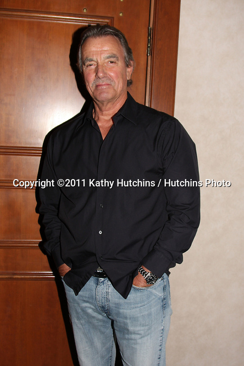 LOS ANGELES - AUG 26:  Eric Braeden attending the Young & Restless Fan Dinner 2011 at the Universal Sheraton Hotel on August 26, 2011 in Los Angeles, CA