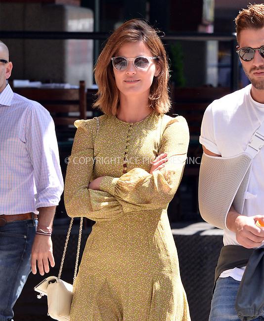 WWW.ACEPIXS.COM<br /> <br /> June 8 2015, New York City<br /> <br /> Fashion blogger Hanneli Mustaparta walks in Tribeca on june 8 2015 in New York City<br /> <br /> By Line: Curtis Means/ACE Pictures<br /> <br /> <br /> ACE Pictures, Inc.<br /> tel: 646 769 0430<br /> Email: info@acepixs.com<br /> www.acepixs.com