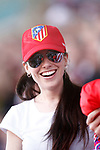 Atletico de Madrid's supporter during La Liga match. March 19,2017. (ALTERPHOTOS/Acero)