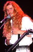 Mar 25, 1991: MEGADETH - Rust In Peace Tour - Odeon Hammersmith London