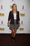 """One Life To Live's Kristen Alderson """"Starr Manning"""" attends the 25th Annual Broadway Flea Market & Grand Auction to benefit Broadway Cares/Equity Fights Aids on September 25, 2011 in New York CIty, New York.  (Photo by Sue Coflin/Max Photos)"""