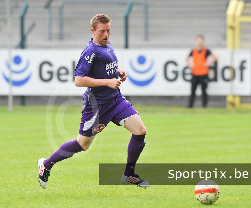 Sporting West Harelbeke : Arne Vanneste.foto VDB / BART VANDENBROUCKE