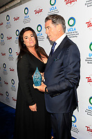 LOS ANGELES - FEB 22:  Keely Shaye Brosnan, Pierce Brosnan at the UCLA's 2018 Institute Of The Environment And Sustainability (IoES) Gala at the Private Estate on February 22, 2018 in Beverly Hills, CA