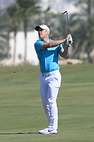 David Horsey (ENG) in action during the final round of the Commercial Bank Qatar Masters, Doha Golf Club, Doha, Qatar. 10/03/2019<br /> Picture: Golffile | Phil Inglis<br /> <br /> <br /> All photo usage must carry mandatory copyright credit (&copy; Golffile | Phil Inglis)