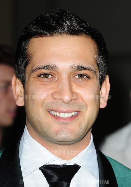 Jimmy Mistry arriving at the Grosvenor House Hotel for the 2010 Variety Club Awards. 14/11/2010  Picture by: Simon Burchell / Featureflash...