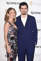 Damien Chazelle at the 2017 BAFTA Film Awards Nominees party held at Kensington Palace, London, UK. <br /> 11 February  2017<br /> Picture: Steve Vas/Featureflash/SilverHub 0208 004 5359 sales@silverhubmedia.com