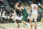 Tulane falls to Houston, 82-69, in men's basketball action at Avron B. Fogelman Arena in Devlin Fieldhouse.