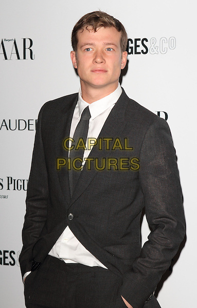 LONDON, ENGLAND - NOVEMBER 05: Ed Speleers attends the Harper's Bazaar Women of the Year Awards 2013, Claridge's Hotel on November 05, 2013 in London, England, UK.<br /> CAP/ROS<br /> &copy;Steve Ross/Capital Pictures