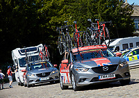 Picture by Shaun Flannery/SWpix.com - 05/05/2018 - Cycling - 2018 Tour de Yorkshire - Stage 3: Richmond to Scarborough - Yorkshire, England<br />