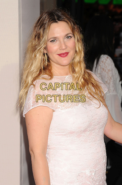 HOLLYWOOD, CA- MAY 21: Actress Drew Barrymore arrives at the Los Angeles premiere of 'Blended' at TCL Chinese Theatre on May 21, 2014 in Hollywood, California.<br /> CAP/ROT/TM<br /> &copy;Tony Michaels/Roth Stock/Capital Pictures