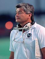 Adam Rita Toronto Argonauts head coach 1991. Copyright photograph Scott Grant