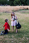 The 2013 Annual Farley Spring family photo shoot in Walnut Creek at the same meadow on Ygnacio Valley Road.
